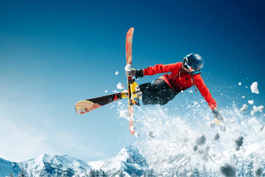 ski injuries
